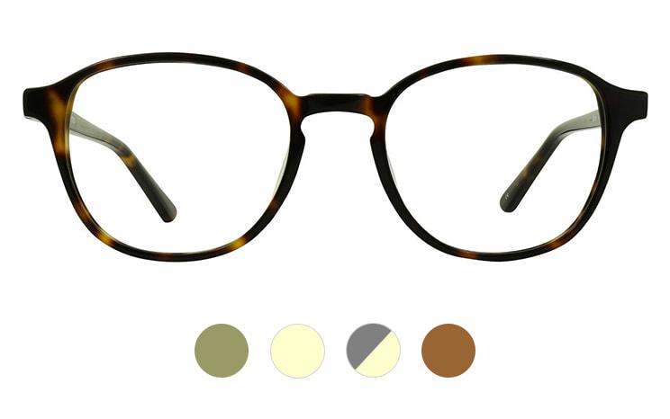 London Retro River glasses