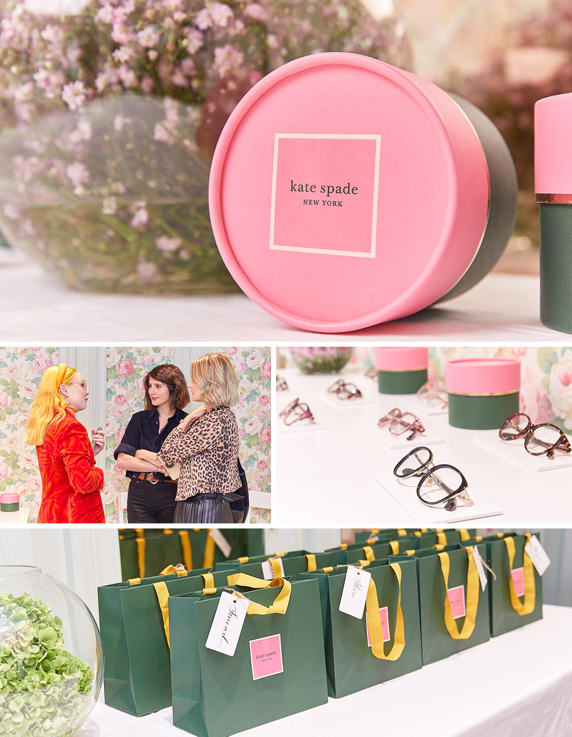 Glasses Direct Kate Spade Event 2019