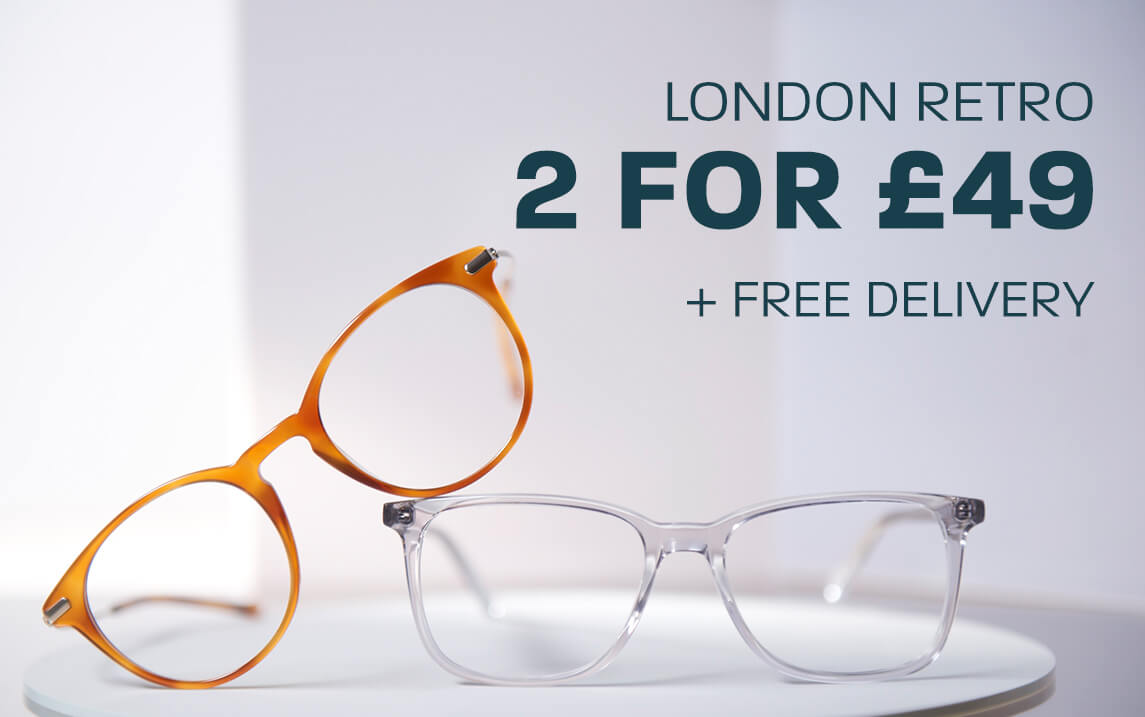 London Retro - 2 for £49 + free delivery