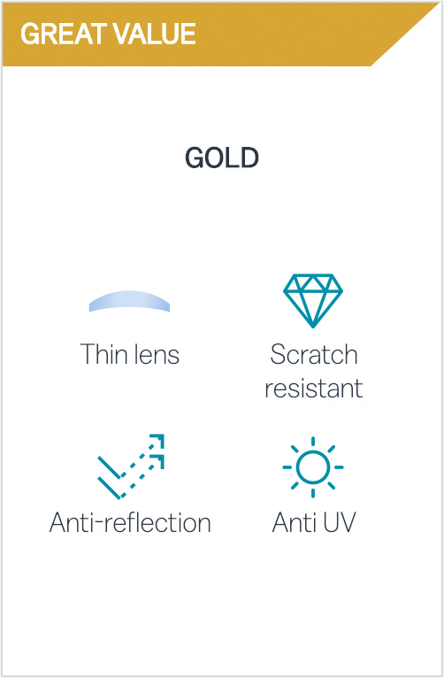 gold package image