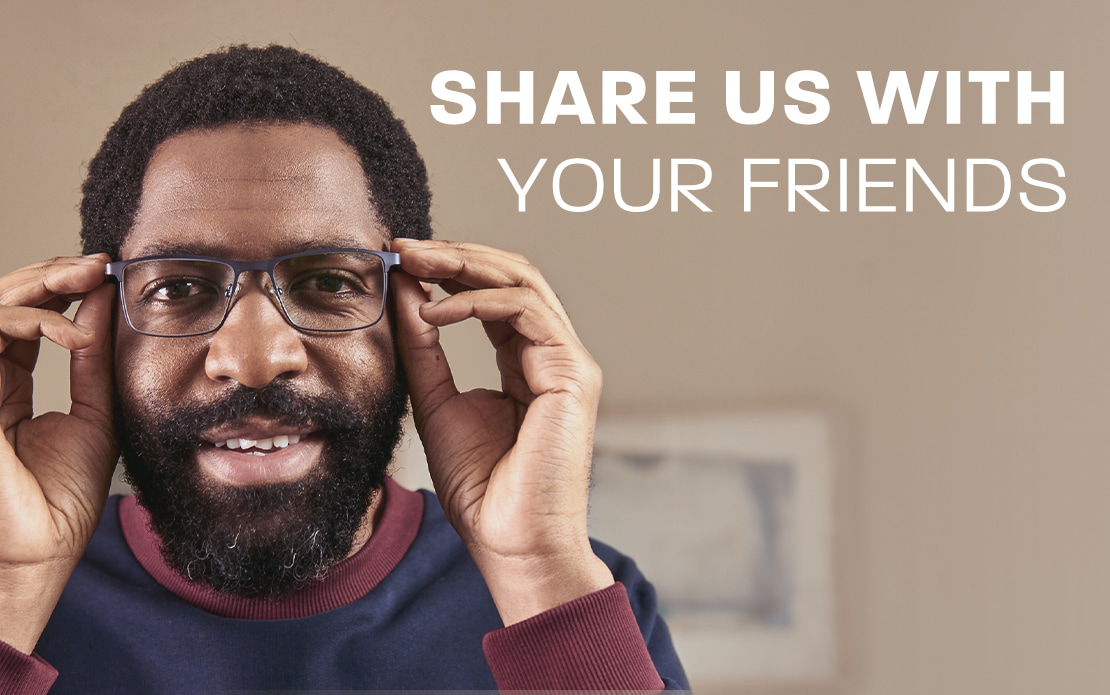 Share us with your friends