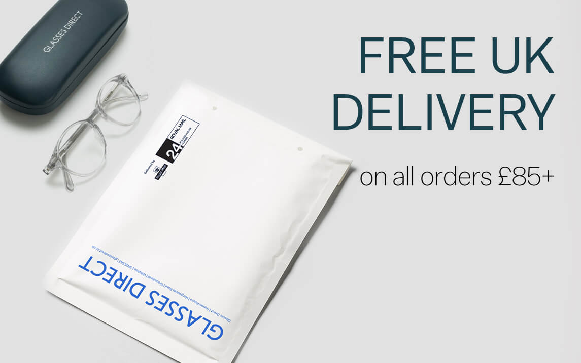 Free UK delivery on all orders £85+