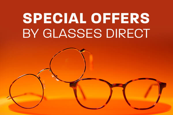 Special Offers by Glasses Direct