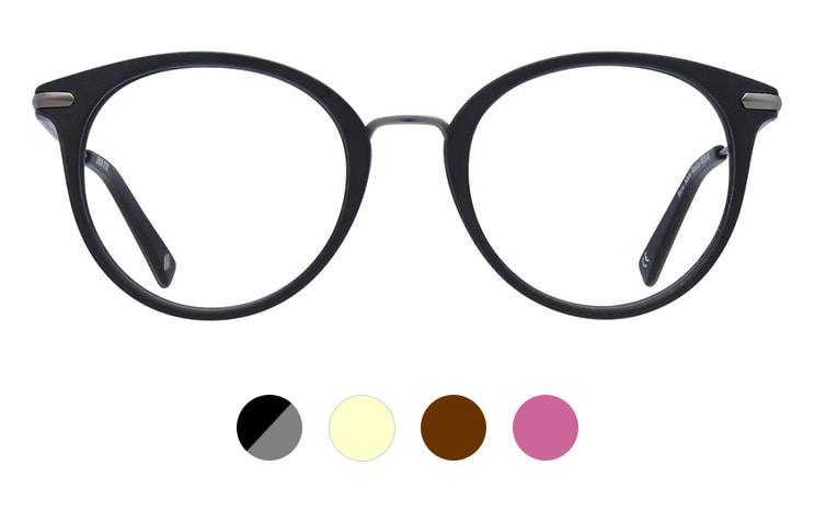 London Retro Bow glasses
