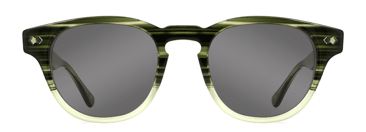 Grey polarised sunglasses image