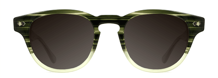 Brown dark tint sunglasses image