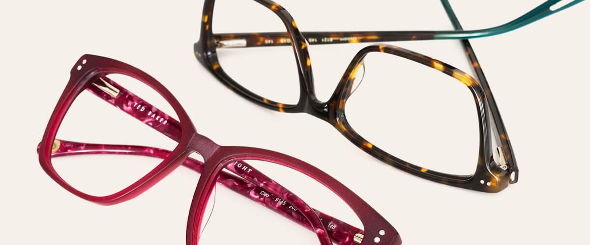 Ted Baker glasses frames