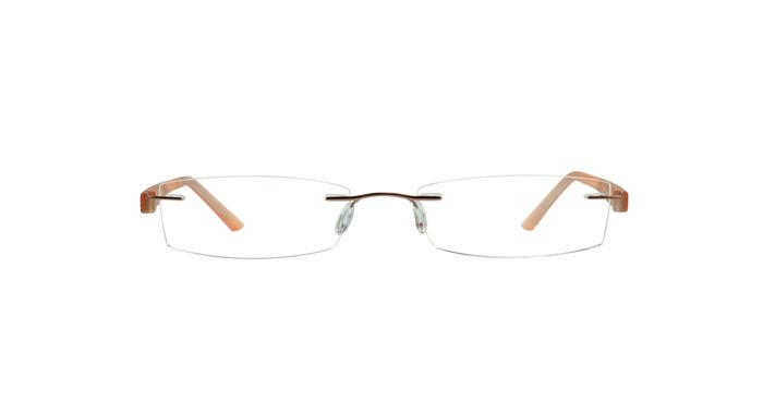 Rimless Glasses Direct : 7562 Glasses from ?119 2 for 1 at Glasses Direct