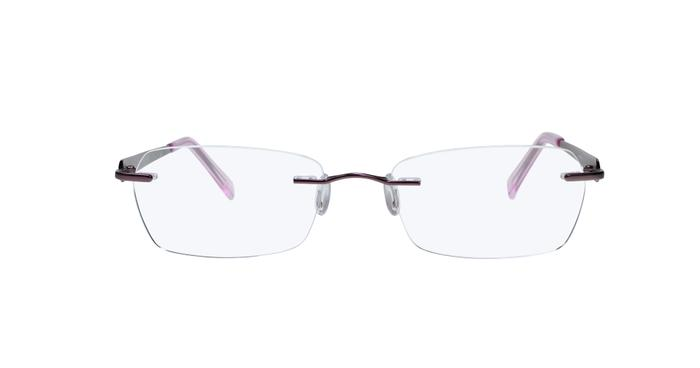 Rimless Glasses Direct : EMP Rimless 7567 Glasses from ?119 2 for 1 at Glasses Direct