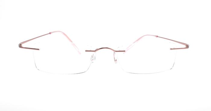 Rimless Glasses Direct : EMP Rimless 7568 Glasses from ?119 2 for 1 at Glasses Direct
